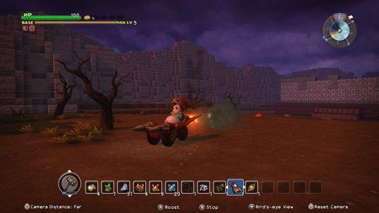 Dragon Quest Builders | Bashmobile