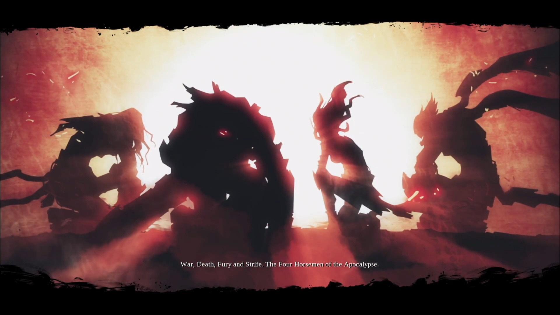 REVIEW: Darksiders III - oprainfall
