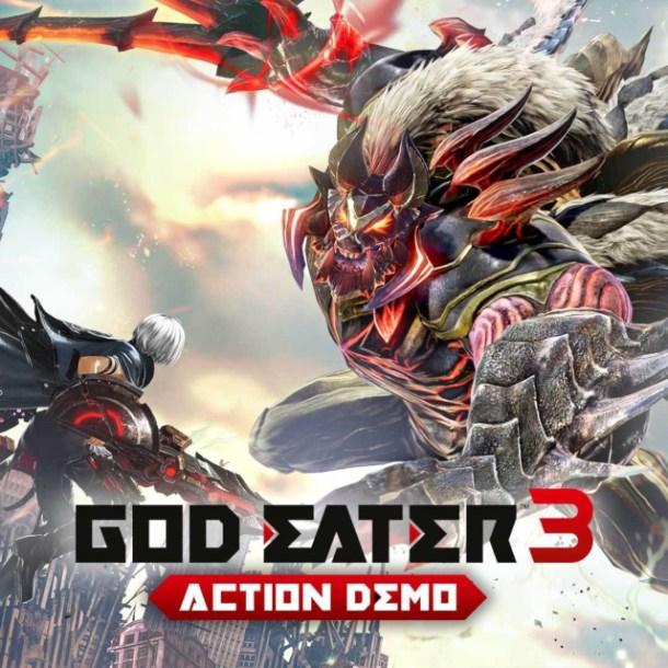 oprainfall | God Eater 3 action demo