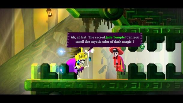 Guacamelee! 2 Evil Intentions