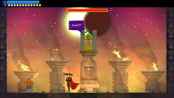 Guacamelee! 2 Familiar Beginning