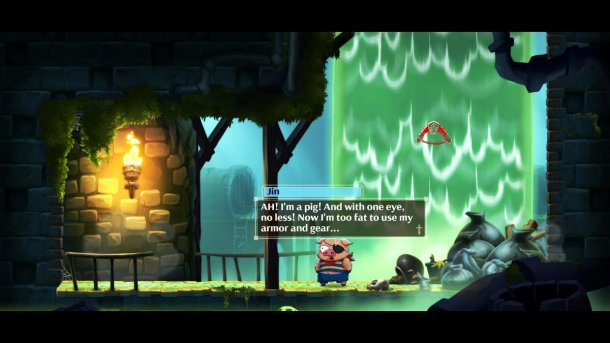 Monster Boy   Pig Problems