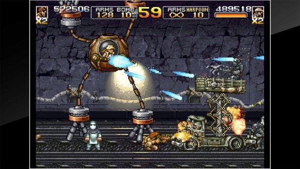Nintendo Download | Metal Slug 5