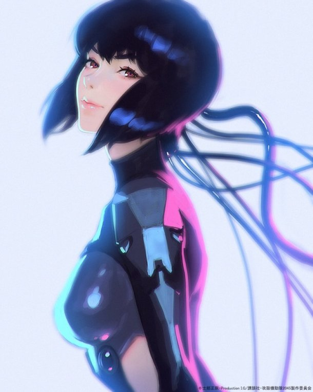 Ghost in the Shell: SAC_2045 | Motoko Kusanagi