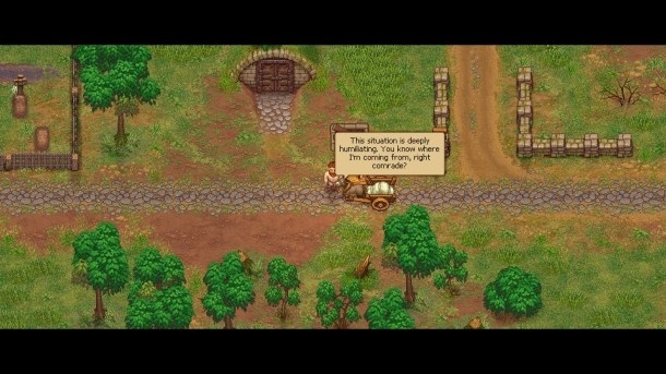 Graveyard Keeper | Communist Donkey