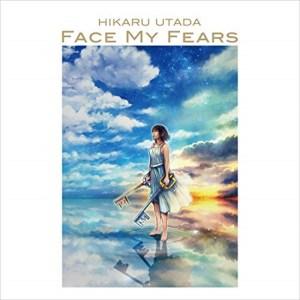 "Album artwork for ""Face My Fears"" by Utada Hikaru and Skrillex"