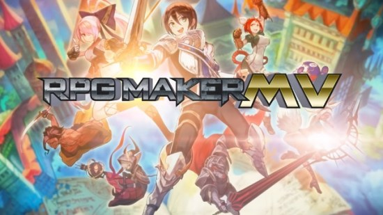 RPG Maker MV | Logo