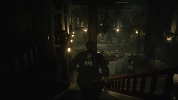 Resident Evil 2 Demo | RPD Entrance Area
