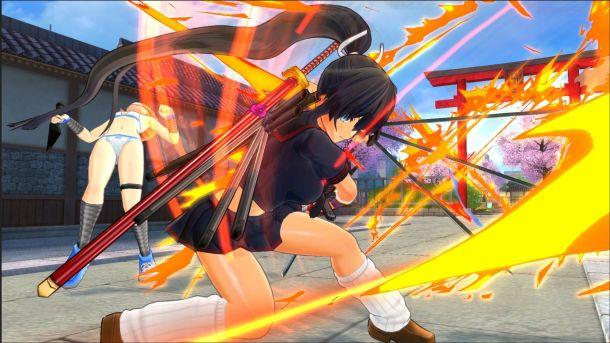 Senran Kagura Burst Re:Newal | Homura