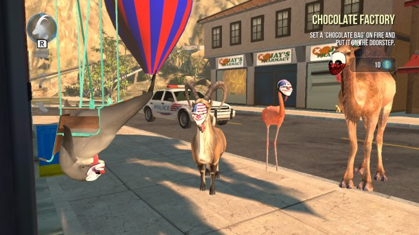 Nintendo Download | Goat Simulator