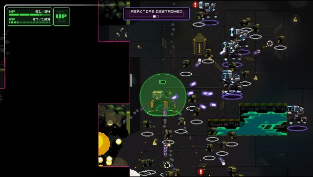 NeuroVoider   Swarmed by enemies