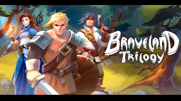 Braveland Trilogy | Title