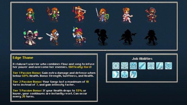 Tangledeep   Character Descriptions