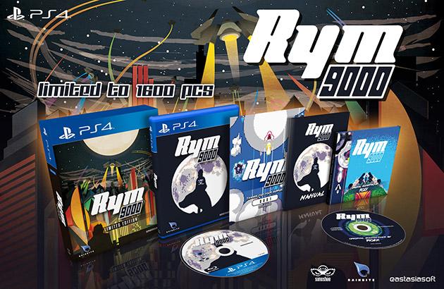 Rym 9000 | Limited Edition