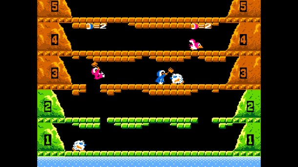 Nintendo Download | Ice Climber