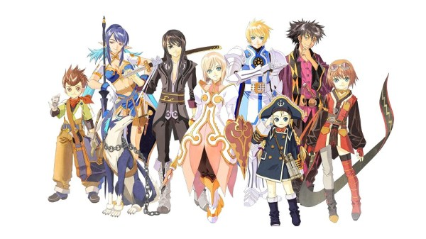 Tales of Vesperia | Protagonist Characters