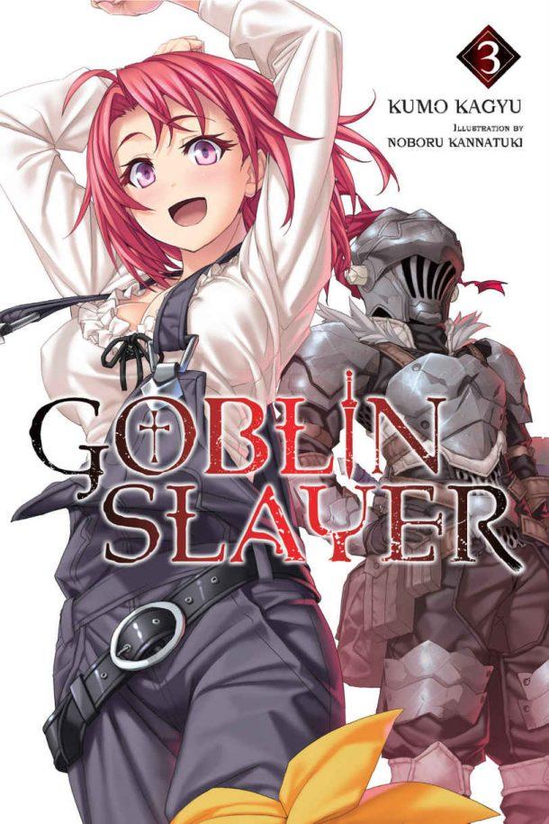 Goblin Slayer | LN Vol. 3 Cover (Eng)