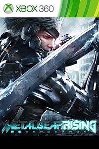 Games With Gold | Metal Gear Rising: Revengeance