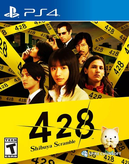 428: Shibuya Scramble | PS4 box art