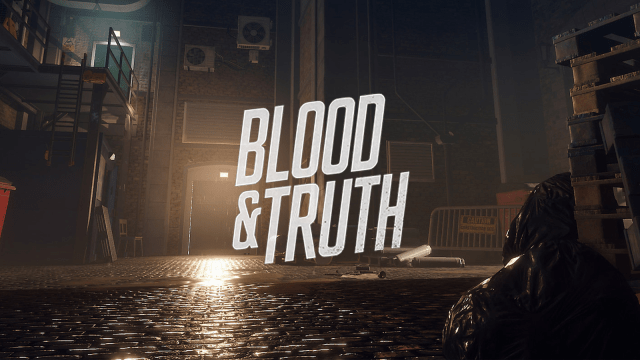 Blood & Truth Featured Image