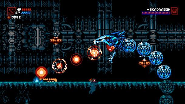 Cyber Shadow | Mekadragon