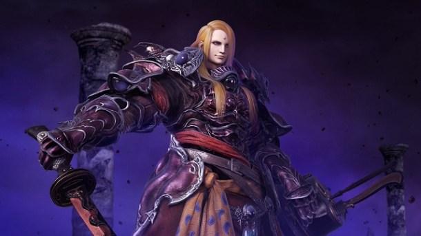 Zenos yae Galvus | announcement