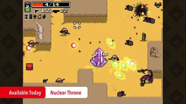 Direct | Vlambeer Nuclear Throne