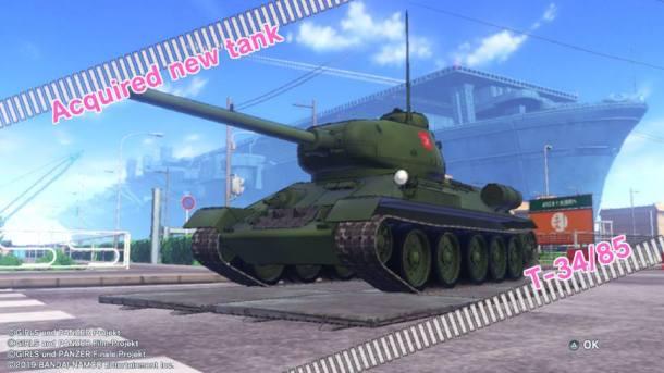 Girls Und Panzer DX | Tank