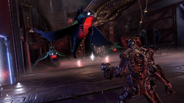 Hellpoint | Flying Monstrosity