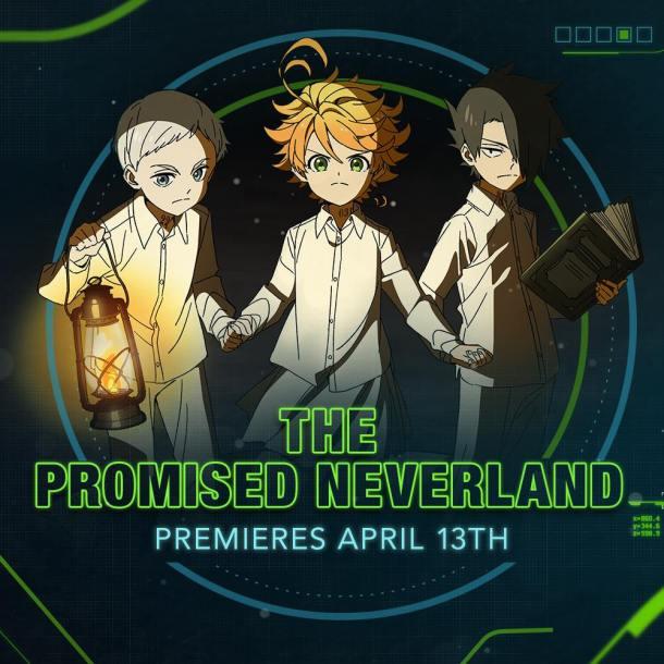 Promised Neverland   CloverWorks