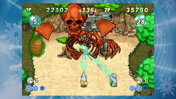 Nintendo Download | Snow Battle Princess Sayuki