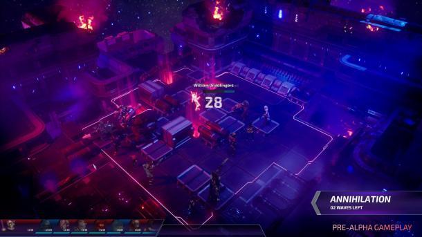 Subverse | Gameplay
