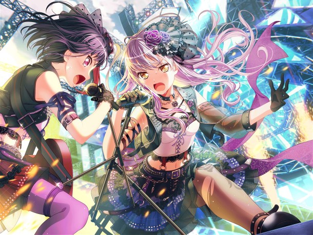 BanG Dream! | Yukina and Ran