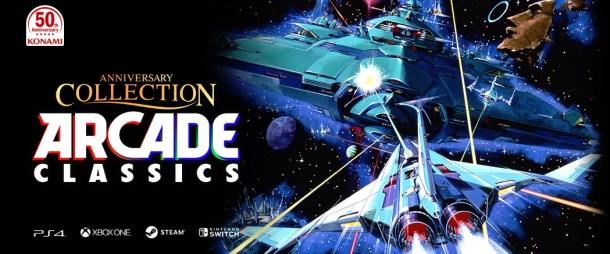 Konami Anniversary Collection | Arcade Classics