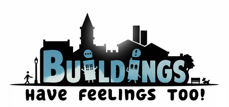 Buildings Have Feelings Too | Logo