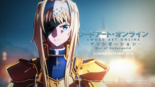 Sword Art Online: Alicization | Alice