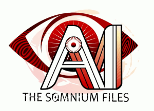 AI: The Somnium Files | Logo