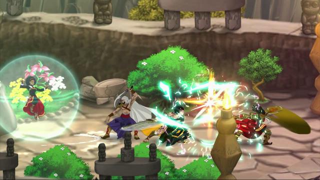 Aurion: Legacy of the Kori-Odan | Fight Cutscene