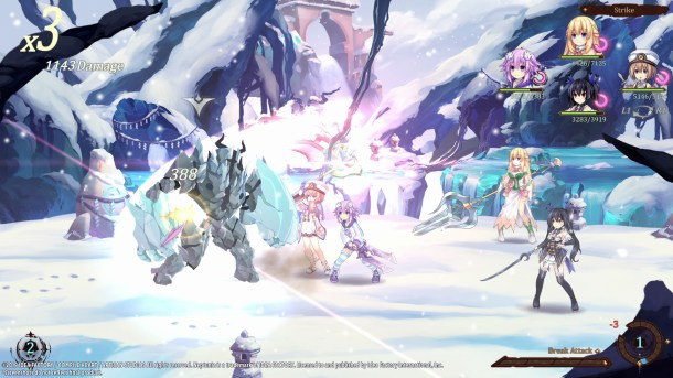 Super Neptunia RPG | Screen 4