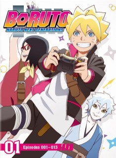 Boruto Set 1