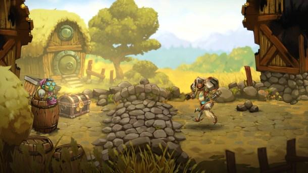 SteamWorld Quest | Wander