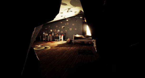 The Inner Friend | Bedroom