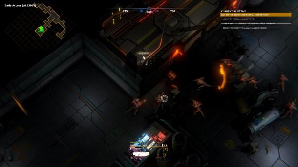 Trident's Wake | Combat
