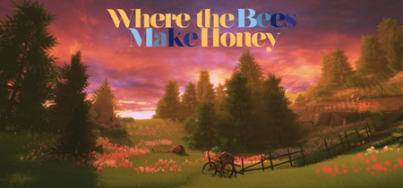 Where the Bees Make Honey | Cover Art