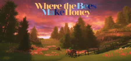 Where the Bees Make Honey | Cover Art