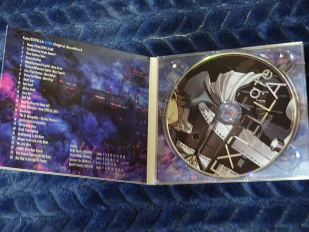 Fate/Extella Link | Music CD