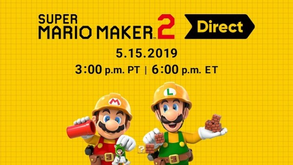 Mario Maker 2 Direct | Featured