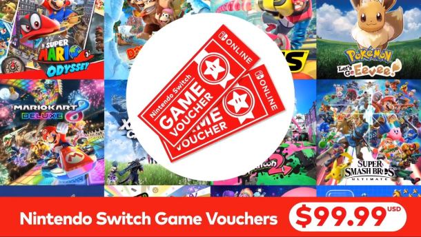 Super Mario Maker 2 | Switch Online Vouchers