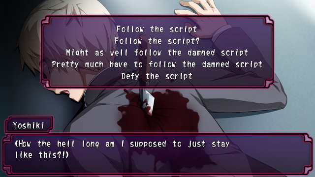 Corpse Party: Sweet Sachiko's Hysteric Birthday Bash | Follow the Script