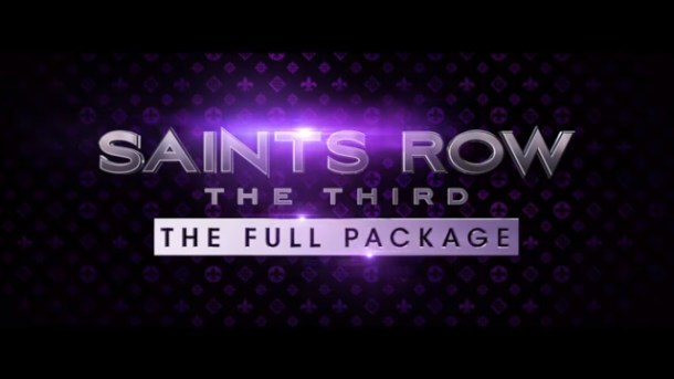 oprainfall | Saints Row The Third - The Full Package